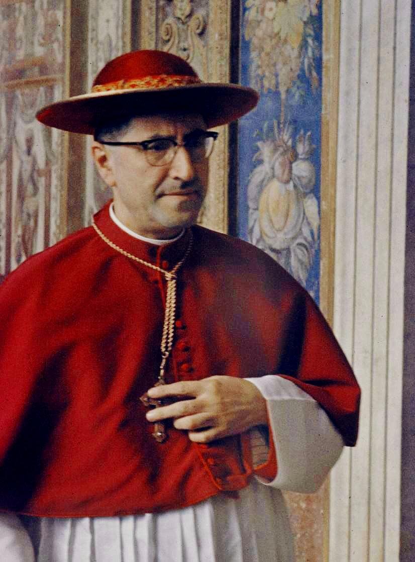 giuseppe siri cardinale